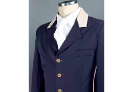 MANFREDI - Mens Detachable Collar Jacket